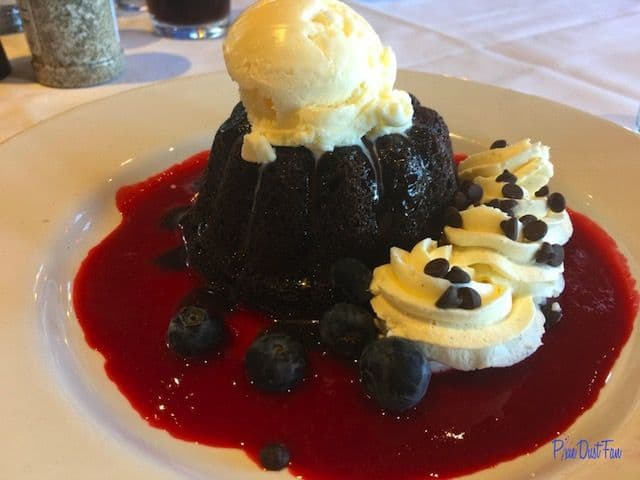 The Boathouse Double Chocolate Bundt Cake
