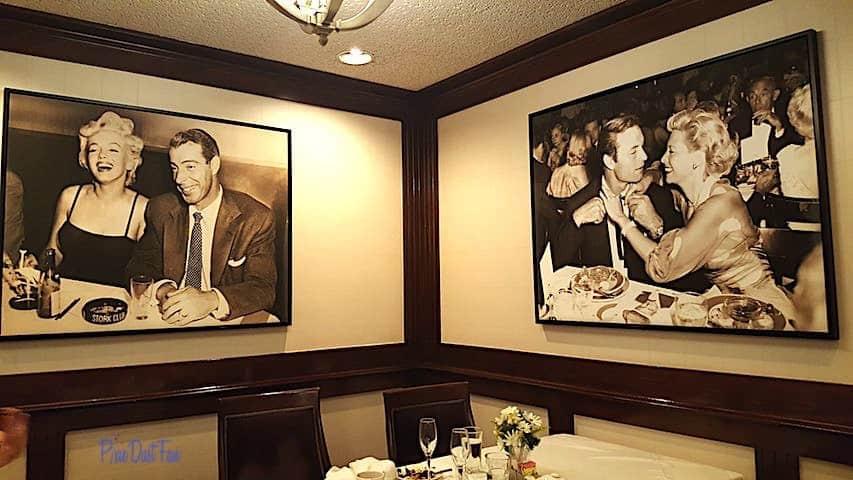 Disneyland Hotel Afternoon Tea Classic Pics