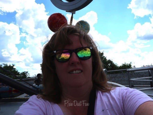 Astro Orbiter Selfie