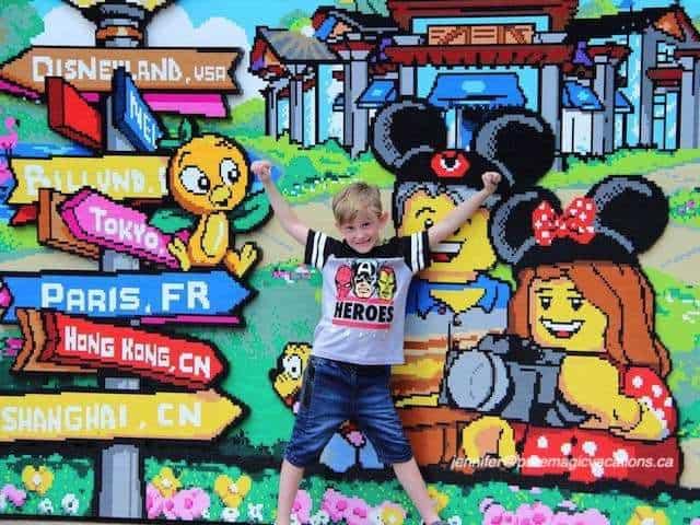 Disney DAS Lego