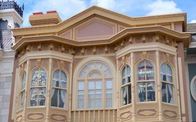 The Windows On Main Street USA