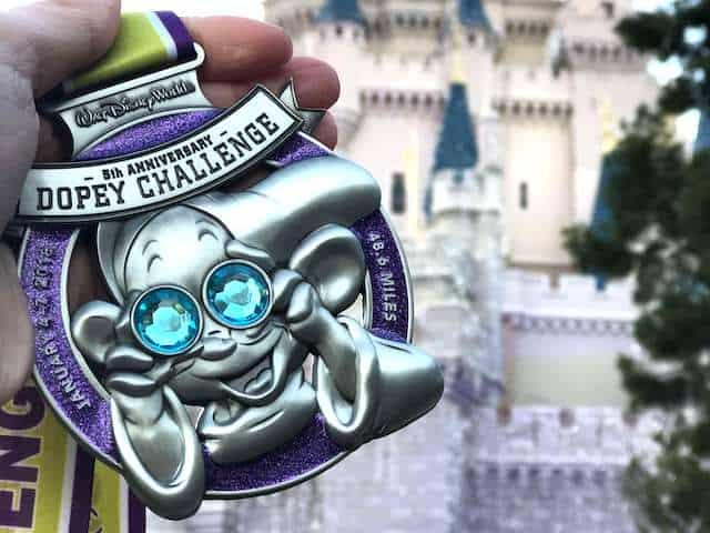 RunDisney Dopey Medal