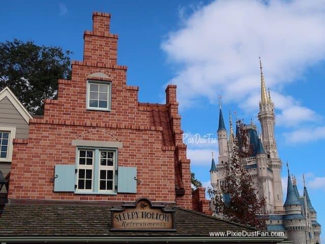 Sleepy Hollow with Castle