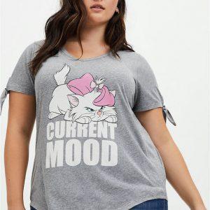 Aristocats current mood shirt