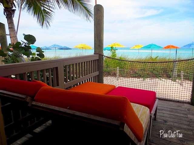 Castaway Cay Cabana Serenity Bay