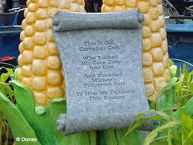 Cornelius Coot Plaque