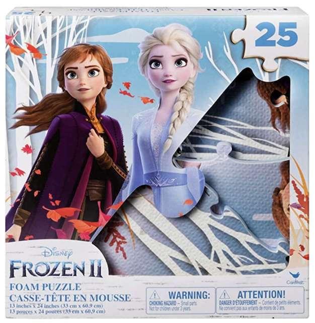 Disney Frozen 2 25Piece Foam Puzzle