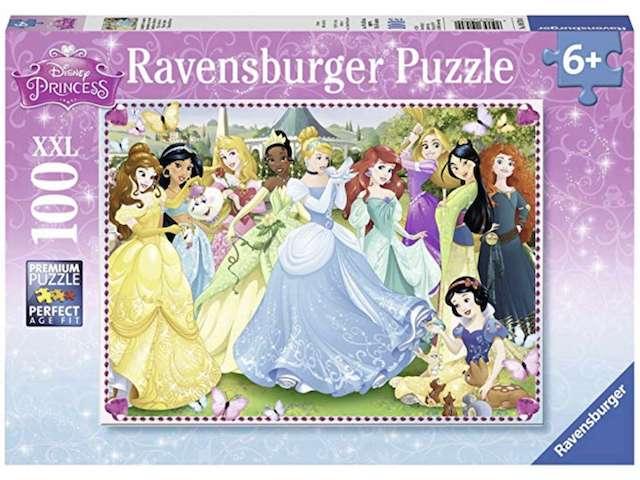 Disney Princess 100pc Jigsaw Puzzle