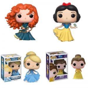 Disney Princess Funko Pops
