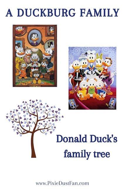 A Duckburg Family