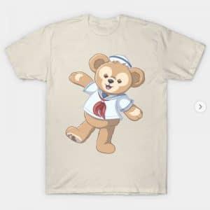 Duffy the Disney Bear Tshirt