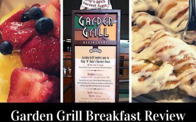 Garden Grill Breakfast Review