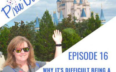 Podcast 16 – It's Hard Being A Canadian Disney Fan