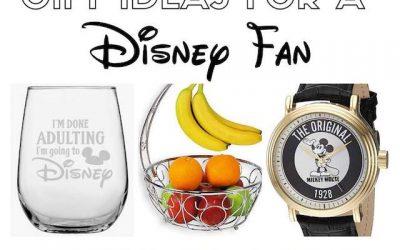 Gift Ideas For A Disney Fan