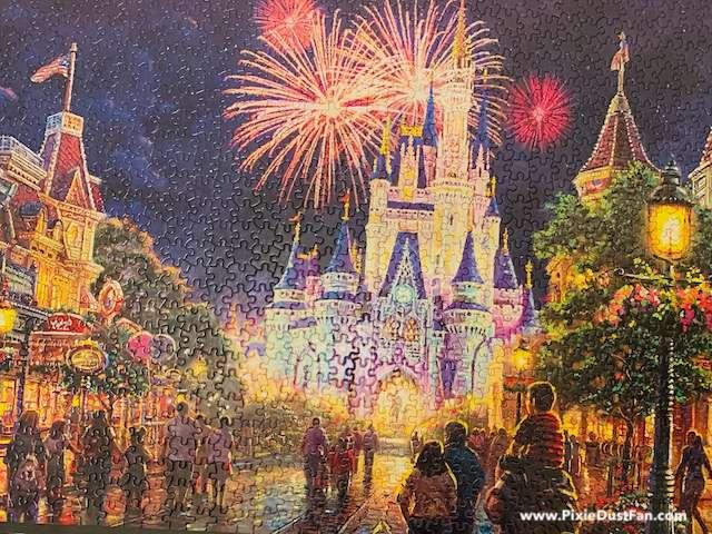 Magic Kingdom Puzzle