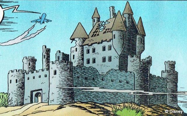 McDuck Castle Glasgow
