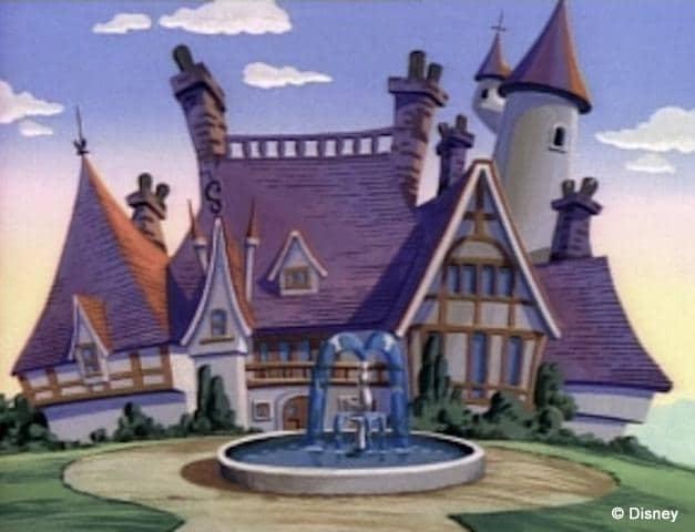 McDuck Manor 1987