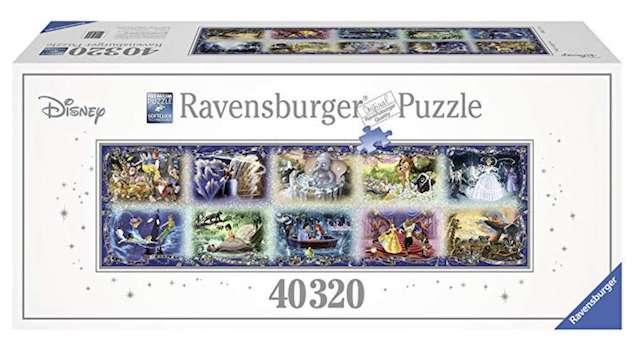Memorable Disney Moments 40320 Piece Jigsaw Puzzle