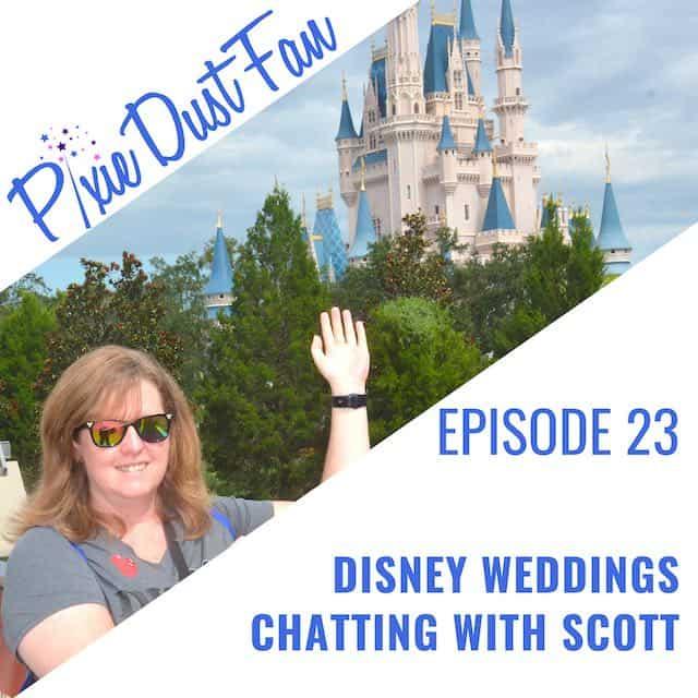 Disney Wedding Podcast