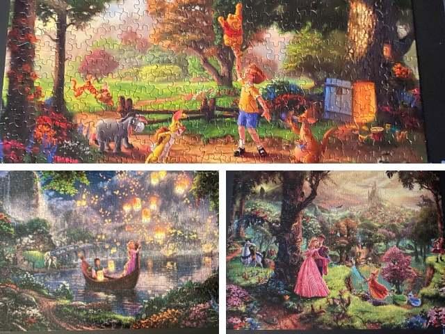 My Disney Puzzles
