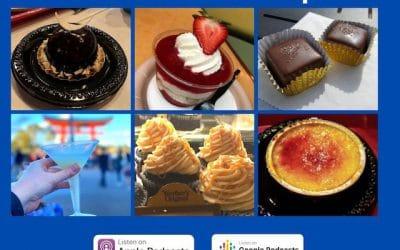 Podcast 46 – Snacking Around World Showcase At Epcot