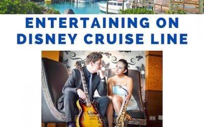 Podcast 58 – Entertaining on Disney Cruise Line