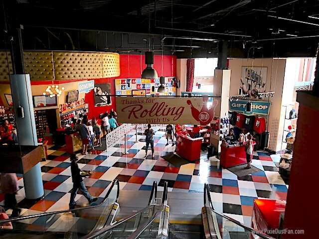 Splitsville Disney Springs Gift Shop